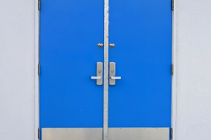 Commercial Metal Doors